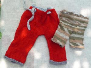 Baby- oder Puppensachen